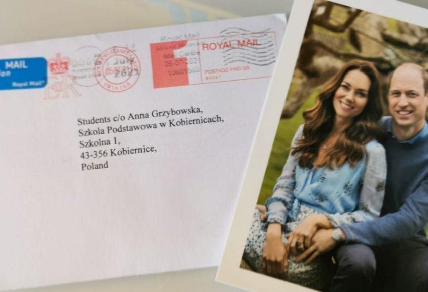 listy do królowej